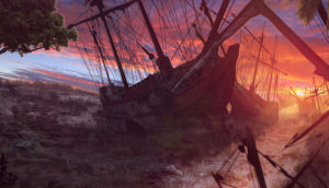 Pirate ship Escape room orlando