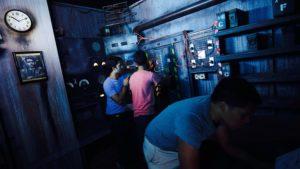 Chopper Down escape room at lockbuster games orlando