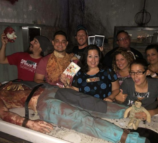 Orlando Escape Room - The Collector