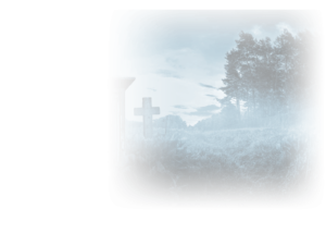 Cross on a Field Near the Woods in Crimlock manion escape room at lockbuster games orlando